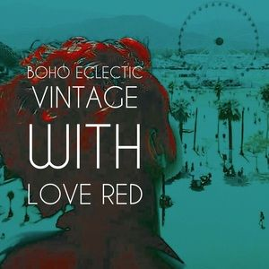 Accessories - With Love Red